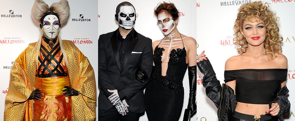All the Best Looks From Heidi Klum's Annual Halloween Bash