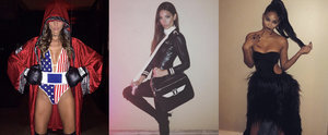 13 Supermodels Who Made Halloween a High Fashion Night