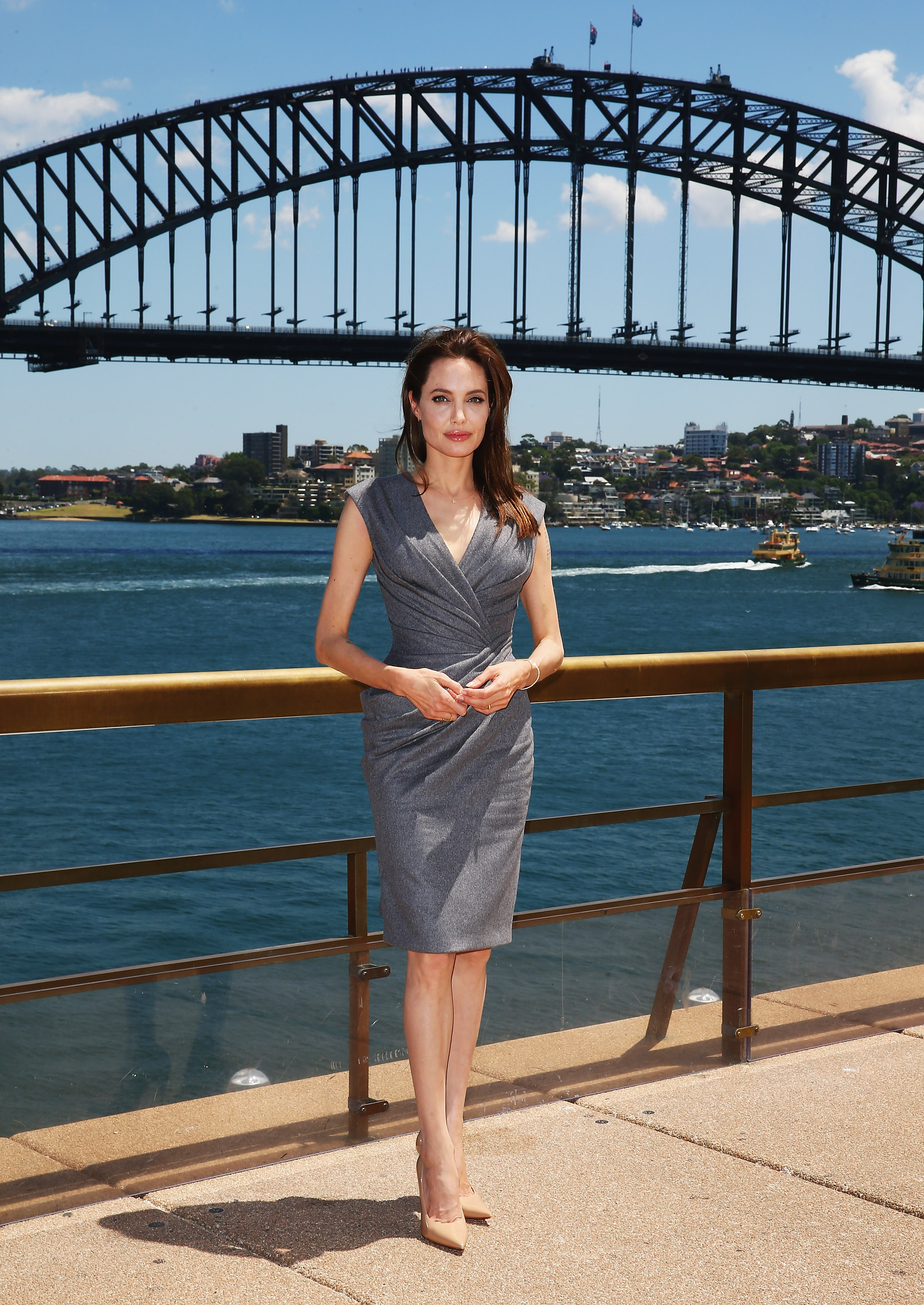 Angelina-Jolie-wore-another-sleeveless-gray-dress-from-Atelier