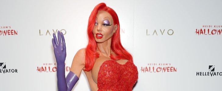 Heidi Klum's 10-Hour Halloween Transformation Will Blow Your Mind