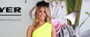 Get the Look: Jennifer Hawkins' Standout Melbourne Cup Day Style