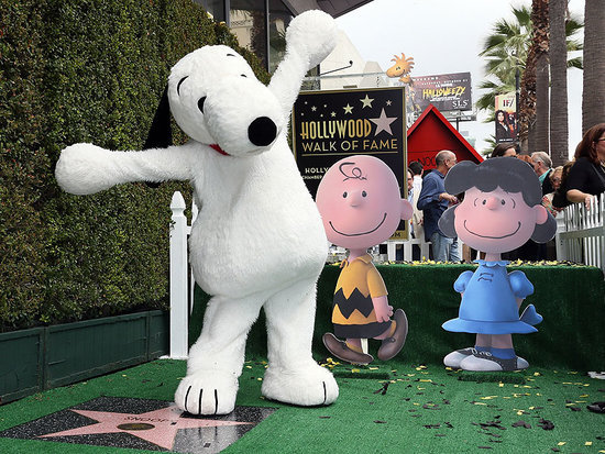 Very Important Pup: Snoopy Is Honored with a Star on the Hollywood Walk of Fame