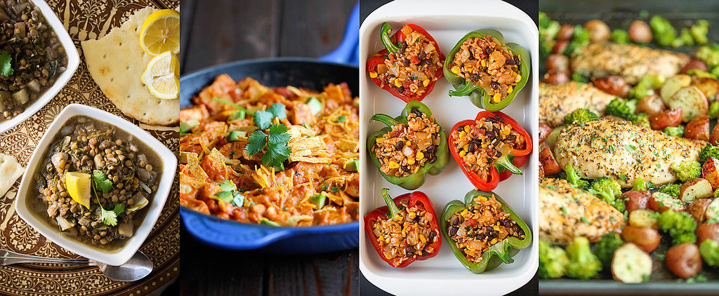 78 Easy Dinners That Won't Break the Bank