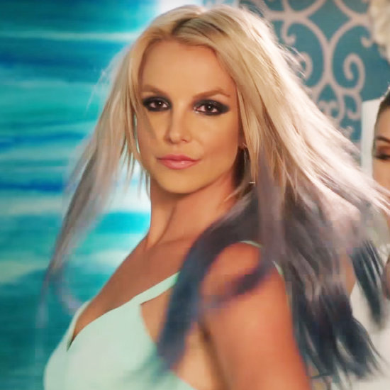 Britney Spears on Jane the Virgin Clip