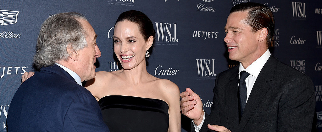 Brad Pitt and Angelina Jolie Are Back on the Red Carpet — and Beaming