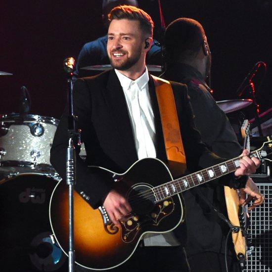 "Justin Timberlake 2015 CMA Performance of ""Drink You Away"""