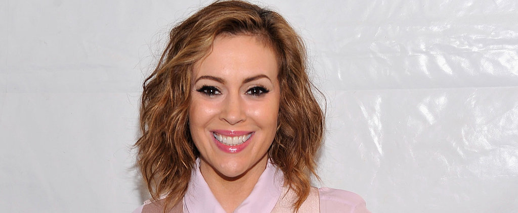 Alyssa Milano Is Looking Better Than Ever in This Sexy Swimsuit Photo