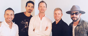 Neil Patrick Harris Just Became an Honorary Member of the Backstreet Boys