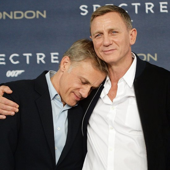 Photos of Daniel Craig Smiling
