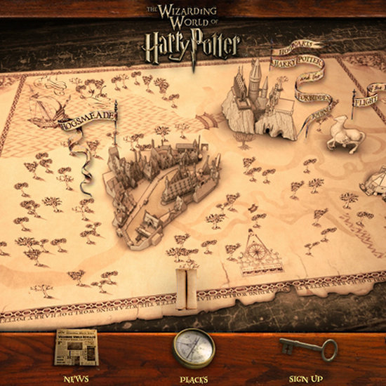 Virtual Tour of Wizarding World of Harry Potter