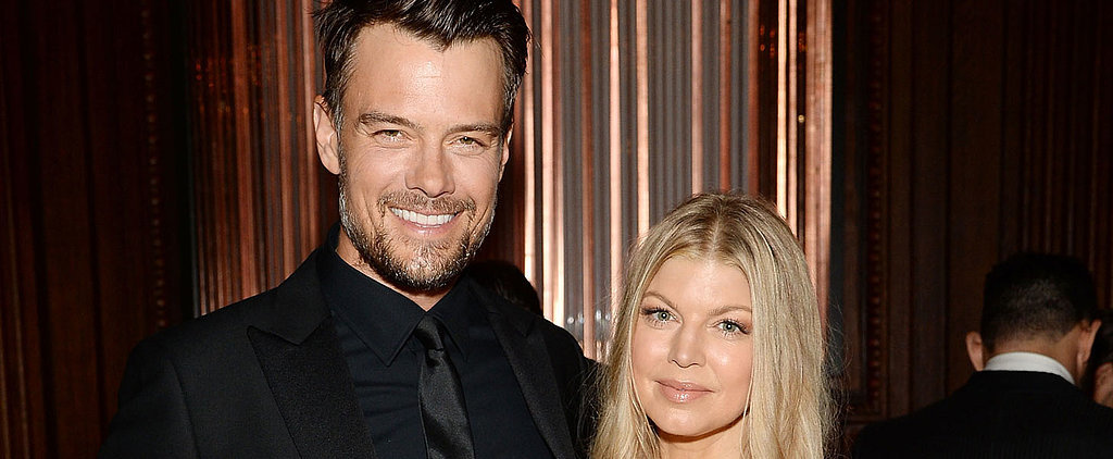 You'll Never Believe What Josh Duhamel's First Words to Fergie Were