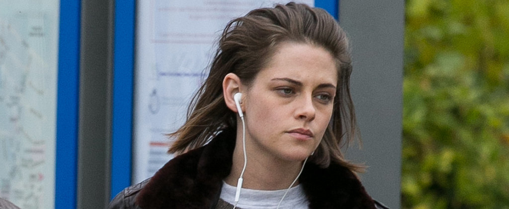 Kristen Stewart Looks Dramatically Different on the Set of Her Latest Film