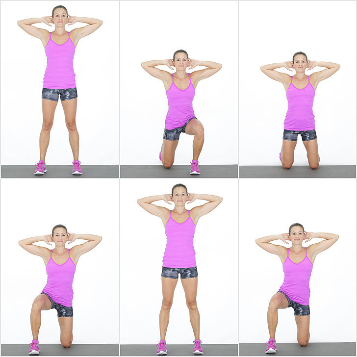 How to Do the Leg Surrender Exercise