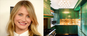 We Can't Believe Cameron Diaz Is Selling This Uber Glam Apartment