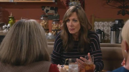 Allison Janney Faces Off Against Her 'Mom' Ellen Burstyn on Season 3 Premiere