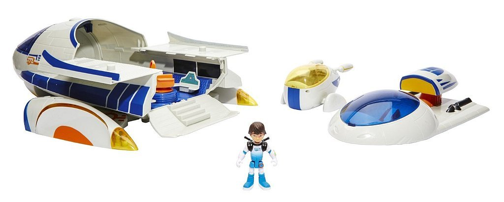 For 4-Year-Olds: Miles From Tomorrowland Stellosphere