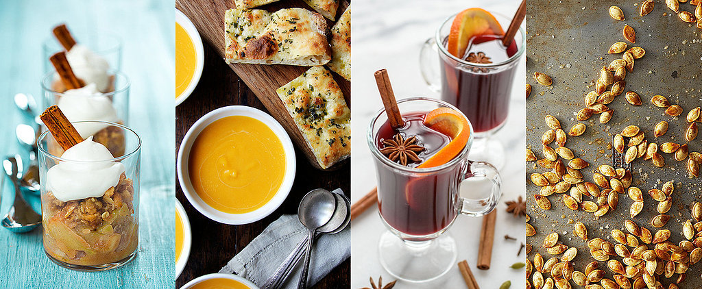 POPSUGAR Shout Out: The Tastiest Meals to Make Before Fall Is Over