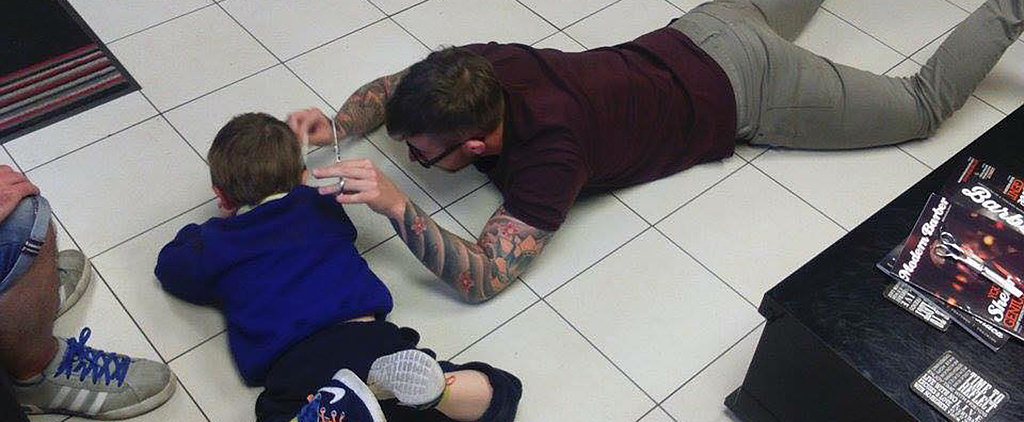 How This Barber Helped a Boy With Autism Get Over His Fear of Haircuts Will Restore Your Faith in Humanity