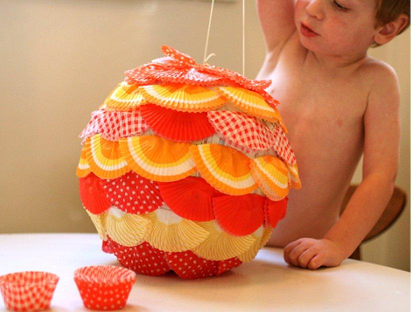 Thanksgiving Piñata
