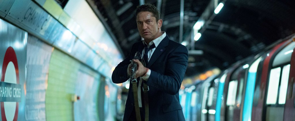 Watch Gerard Butler in the Explosive Trailer For London Has Fallen