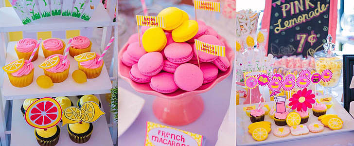 This Pink-Lemonade-Themed Birthday Is Perfectly Sweet