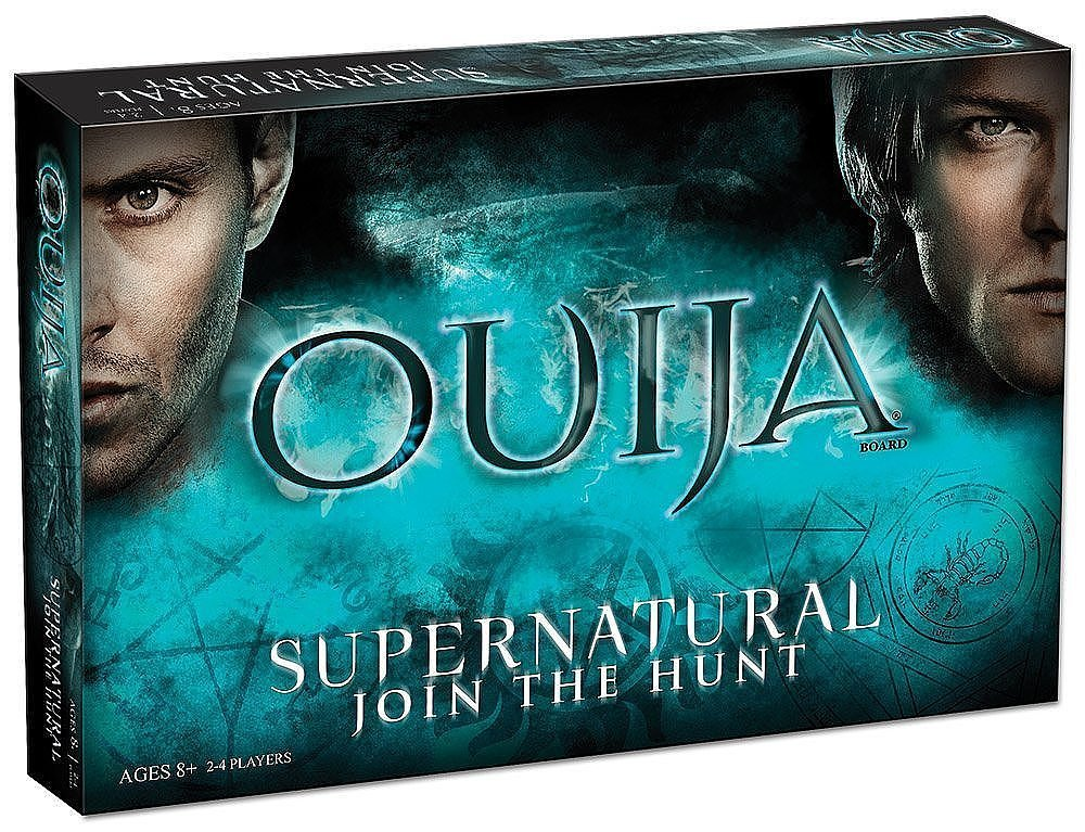 Suoernatural Ouija Board ($ 21)