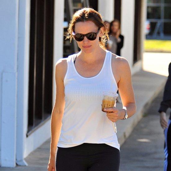 Jennifer Garner Out in LA November 2015   Pictures