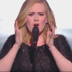Adele Singing Hello at NRJ Music Awards