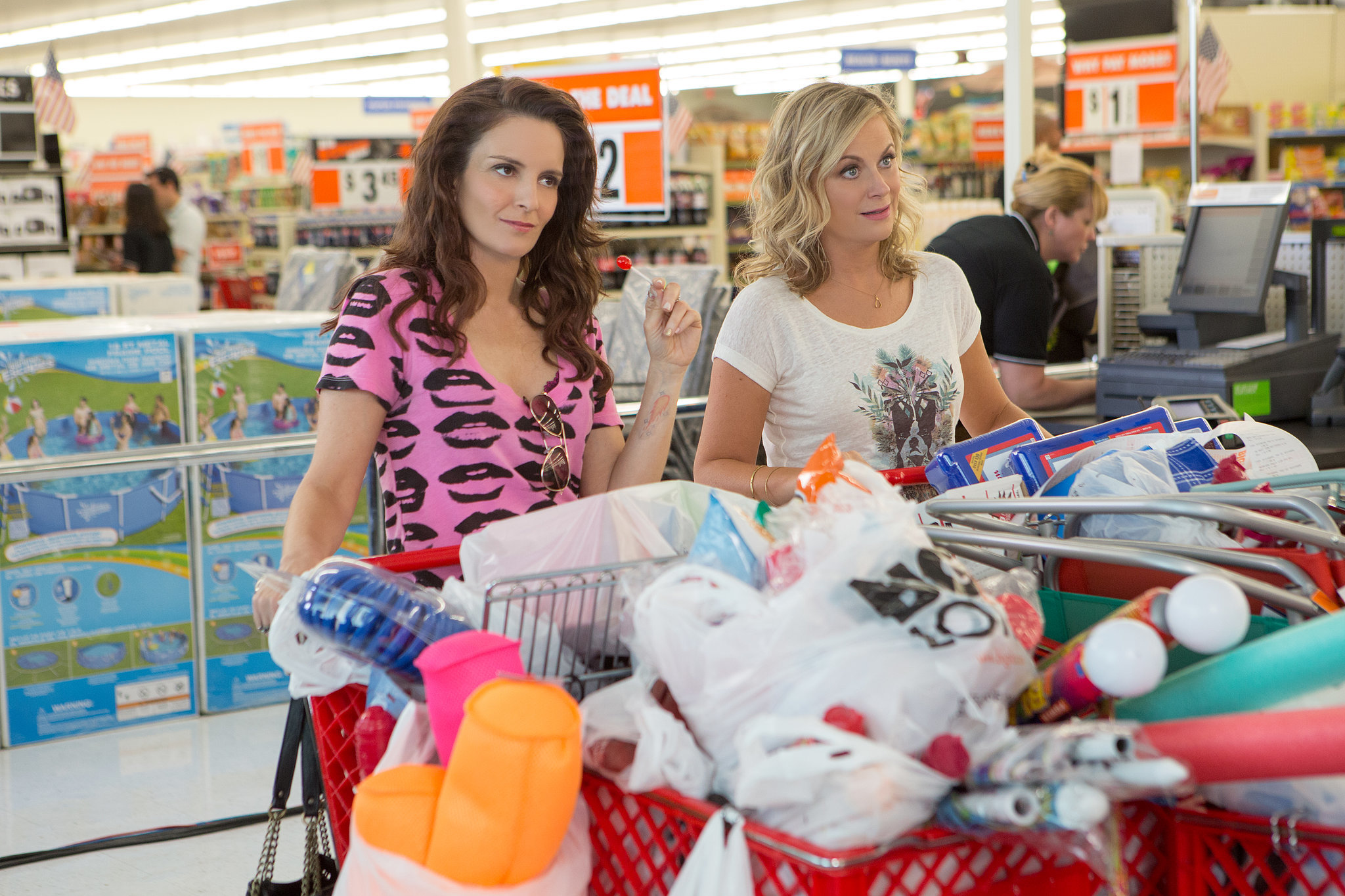 """Interview with :    Actresses, Tina Fey & Amy Poehler call each other """"chosen sisters"""""""