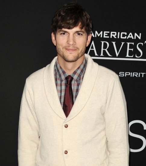 Ashton Kutcher Posts Picture of a Little Girl on Instagram