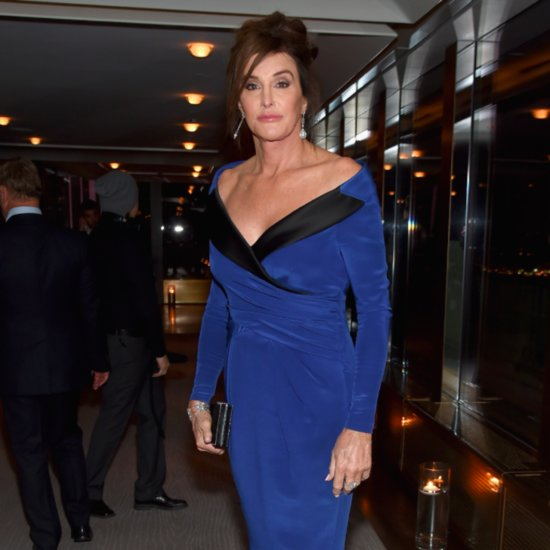 Caitlyn Jenner's Glamour Awards Acceptance Speech 2015