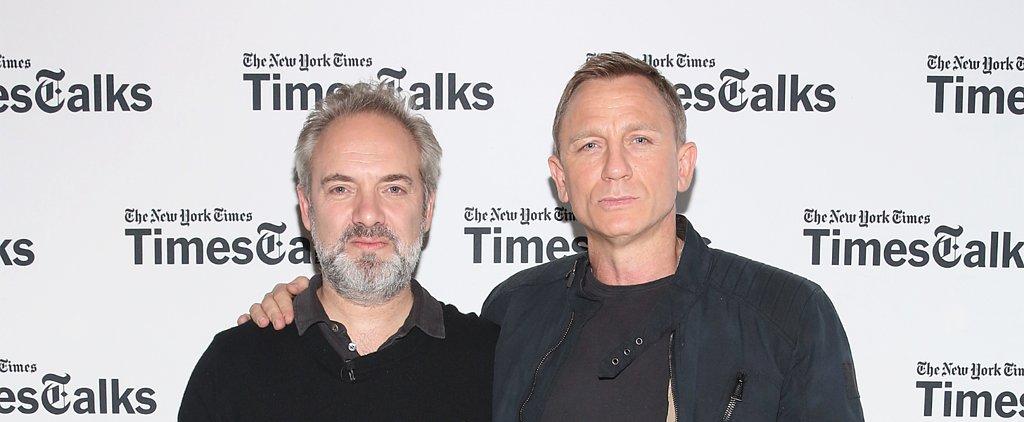 Sam Mendes Plans to Leave the James Bond Franchise After Spectre