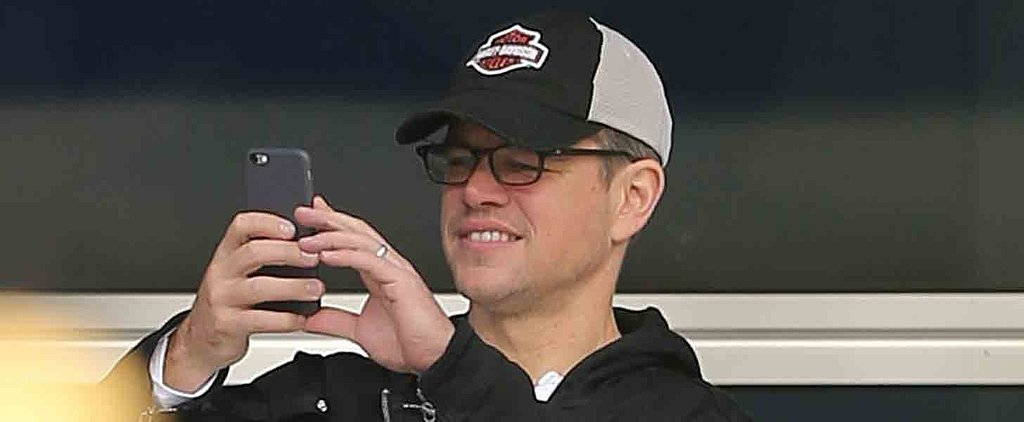 Matt Damon's Proud Dad Moment Will Bring You So Much Joy