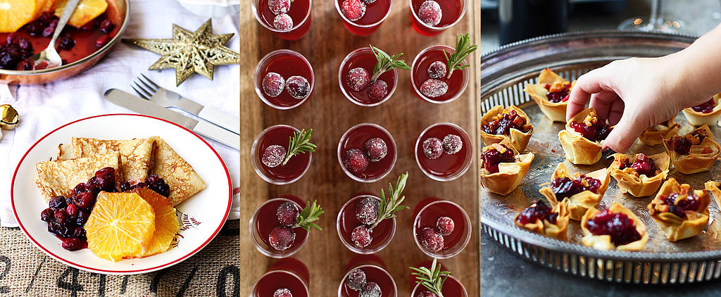 33 Recipes That Are Decked Out With Jewel-Like Cranberries