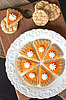 Pumpkin and Apple Pie Cookies