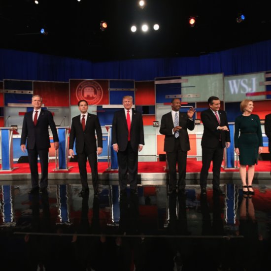 Funny Tweets From the Republican Financial Debate