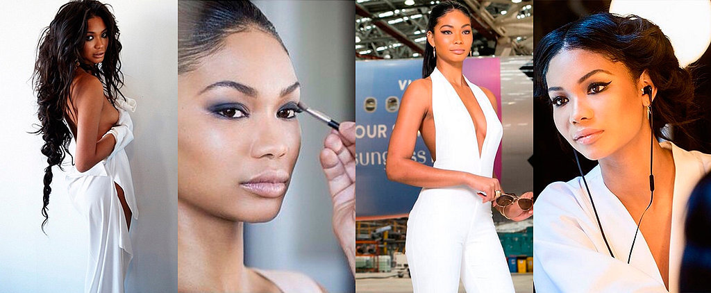 """Brows Are Key For Me"" — Chanel Iman"