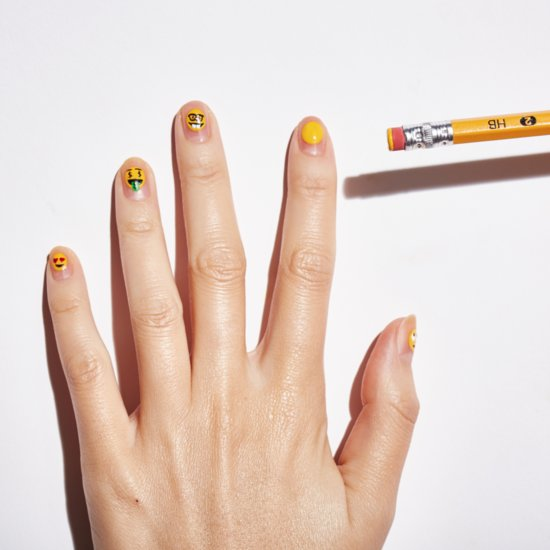 Emoji Nail Art How To