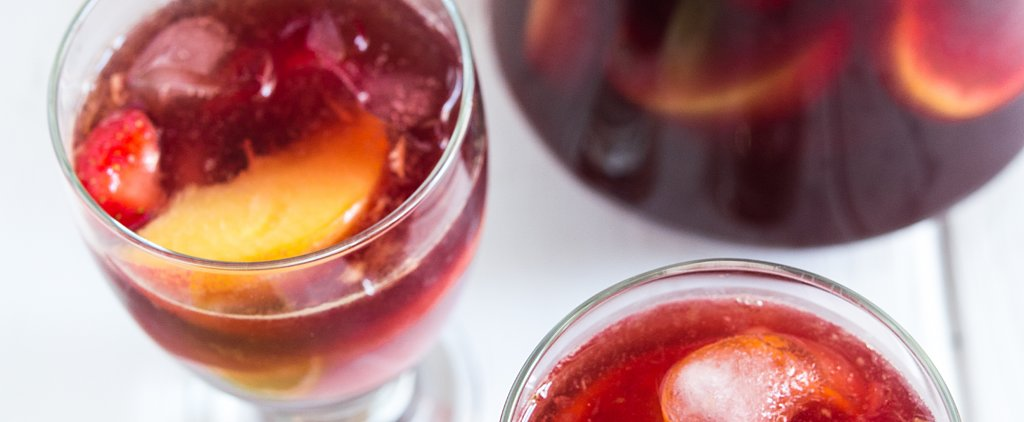 You Have to Try This Festive Fall Sangria