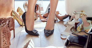 Here's What Your Favorite Shoes Say About You