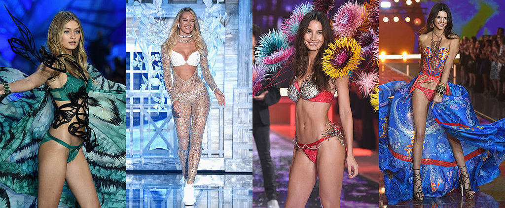 See Every Snap From the 2015 Victoria's Secret Show!