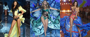 Runway Recap: The Sexiest Looks From the 2015 Victoria's Secret Fashion Show
