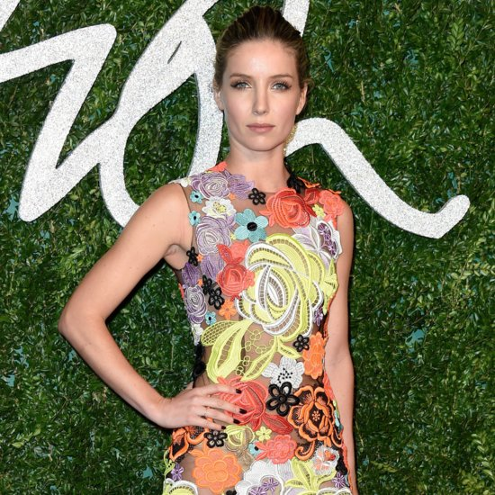 British Actress Annabelle Wallis's Best Outfits