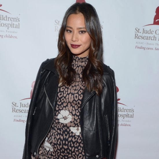 Here's Where to Shop Jamie Chung's Picture-Perfect Holiday Look
