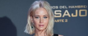Jennifer Lawrence Falling at the Hunger Games Premiere Will Only Make You Love Her More