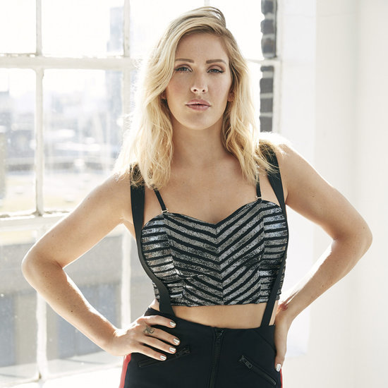 Shape December 2015 Issue With Ellie Goulding