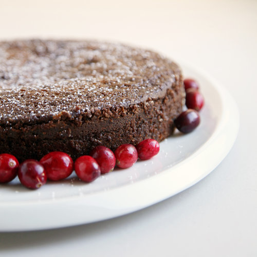 Cranberry Gingerbread Cake Recipe | POPSUGAR Food
