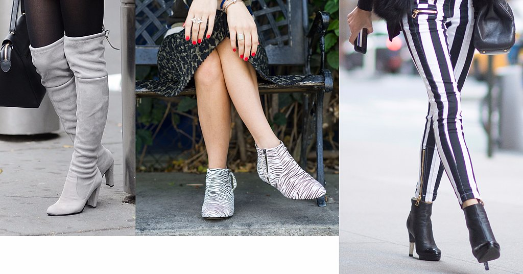 6 Winter Shoes Every Fashion Girl Definitely Needs