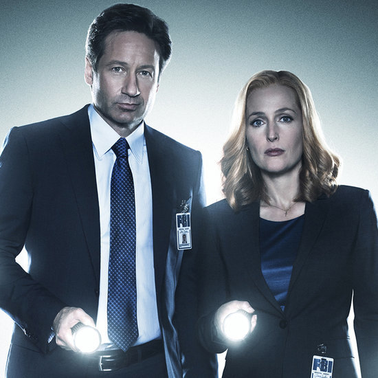 The X-Files Revival Posters