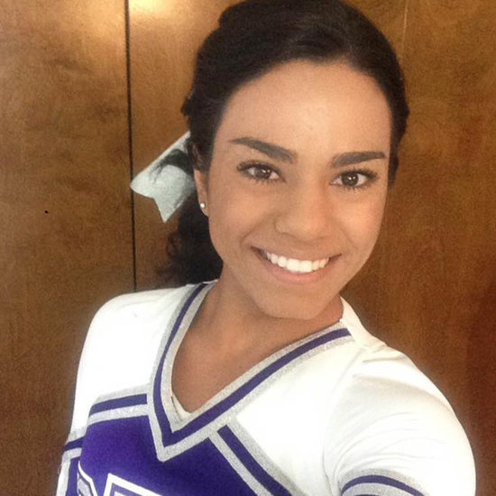 Latina Anry Fuentes Is the First Transgender Cheerleader